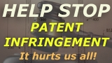 Stop Patent Infringement - click here!